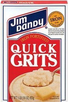 Jim Dandy Quick Grits 16oz Box (Pack of 6) by Jim Dandy -- Awesome products selected by Anna Churchill