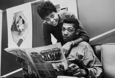 Wilma Rudolph and her first husband, William Ward, a track star at North Carolina College at Durham. Wilma Rudolph, North Carolina Colleges, Secretly Married, Remember The Time, Black Image, Olympians, Black Love, Vintage Black, Cool Pictures
