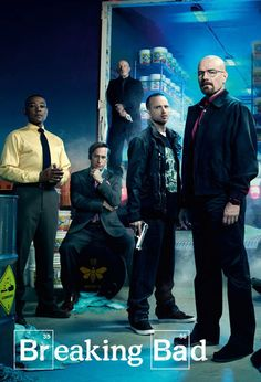 Breaking Bad- a season or so too late, but love this outstanding show