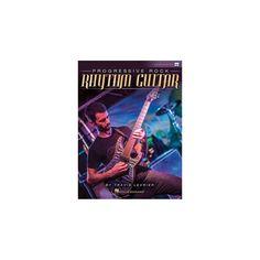 Progressive Rock Rhythm Guitar (Paperback) (Travis Levrier)