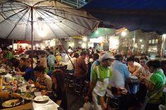 Night Street Food Tour of Chinatown, Bangkok