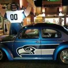 Seattle Seahawks madness