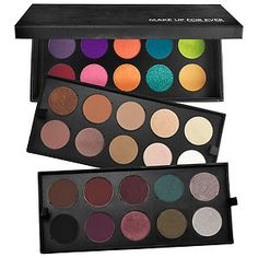 MAKE UP FOR EVER - Artist Shadow Collector's Palette  #sephora