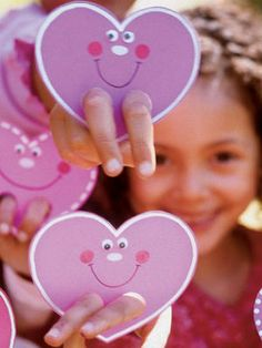 "9 fun Valentine's Day crafts for kids - Today's Parent ""you make my heart dance"""