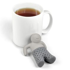Mister Tea Infuser - The Green Head