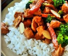 Honey Chicken » Recipes and Foods from Mongolia