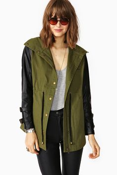 Off Duty Anorak