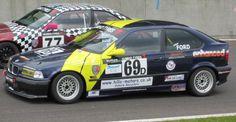 BMW 318ti E36 Compact  (D) (CP)