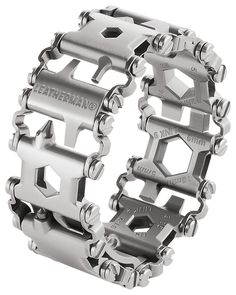 Leatherman Tread Multi-Tool Bracelet | Bass Pro Shops: The Best Hunting, Fishing, Camping & Outdoor Gear