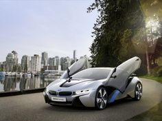 BMW i8 Concept01
