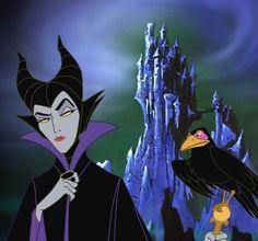 Maleficent from 'Sleeping Beauty' Best Disney villain? Sleeping Beauty 1959, Sleeping Beauty Maleficent, Sleeping Beauty Castle, Disney Sleeping Beauty, Walt Disney, Disney Love, Disney Magic, Disney Pixar, Disney Wiki