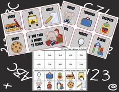 https://www.teacherspayteachers.com/Product/If-You-Take-a-Mouse-to-School-Literacy-Unit-259513