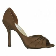 ff2758cde84 Brown Touch-Ups Flash Bridal Shoes http   www.bellissimabridalshoes.com