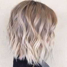 blonde root stretch/ombré