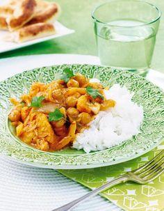 Jalfrezi-kasviscurry | K-Ruoka #aasia
