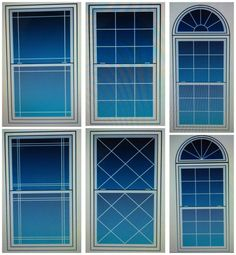 Window grids are decorative patterns on a window or door consisting of vertical and/or horizontal bars that divide the larger glass sheets into smaller panes. Grid types include simulated true divided lites (TDL), divided lites (SDL), grilles in the airspace (GIA), and wooden removable grids.  For more  Custom Glass Products (CGP)