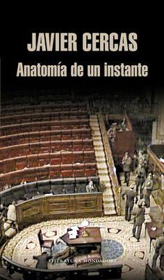 Anatomía de un instante - Javier Cercas.