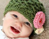 Items similar to Beautiful Spring Beanie Hat and MaryJane booties with flowers Custom Sizes Gift Set Crochet Prop on Etsy
