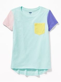 5b6ddfd0c Girls' Clothing – Shop New Arrivals | Old Navy. Color ShortsPink ColorGirls  TeesCrew NeckShort SleevesGap KidsMens TopsOld NavyColor Blocking