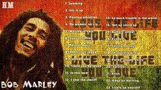 BOB MARLEY Greatest Hits Full Album   Best Songs Of Bob Marley   Bob Mar...