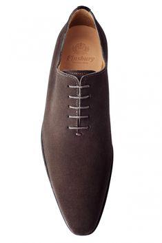 BROADWAY Daim Marron - Finsbury Shoes