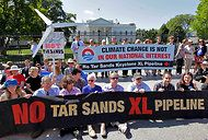 Stop they Keystone XL Pipeline!