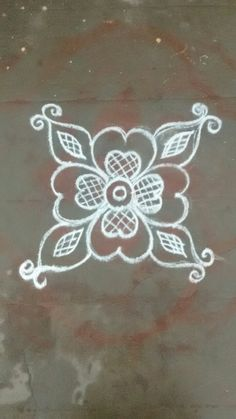 Alpana Rangoli Deisgn, 2019 Best Collection of Rangoli Design - Fashion Simple Rangoli Designs Images, Rangoli Designs Flower, Rangoli Border Designs, Rangoli Patterns, Colorful Rangoli Designs, Rangoli Ideas, Rangoli Designs Diwali, Kolam Rangoli, Flower Rangoli