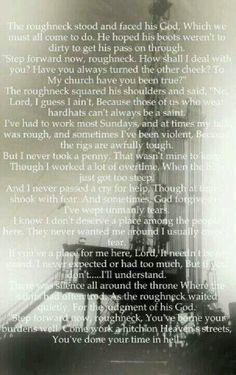 Roughneck Prayer