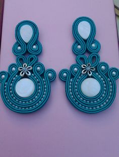 Africa Dress, Jewelery, Bracelets, Earrings, Accessories, Bijoux, Craft, Stud Earrings, Soutache Jewelry