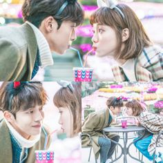 OTP lindo e cheiroso! ♥ Joon Hyung & Bok Joo ♥ [Nam Joo Hyuk & Lee Sung Kyung] ♥