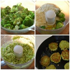Cheesy broccoli bites - Can lower PHE (similar to my eggplant balls)