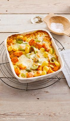 Vegetarian Gnocchi with Pumpkin and Leeks by Lacto Vegetarian Diet, Ovo Vegetarian, Vegetarian Recipes, Healthy Recipes, Egg Recipes, Pasta Recipes, Soup Recipes, Chicken Recipes, Casserole Dishes
