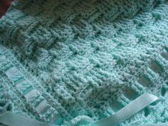Mantilla crochet