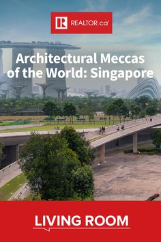 In our latest piece on global architecture on REALTOR.ca Living Room, we posed a question: is Singapore the ultimate architectural mecca? Read on and see if you agree.  #REALTORdotca #Singapore #globalarchitecture #architectureoftheworld #futurism #internationalarchitecture #Singaporearchitecture