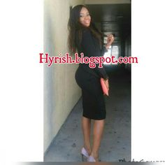 Hi! It's Hyrish Blog: Check out my cousin's banging body....too hot for ...