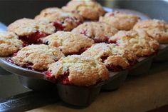 Cranberry Vanilla Coffee Cake (or muffins)