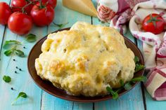 Mashed Potatoes, Eggs, Breakfast, Ethnic Recipes, Food, Whipped Potatoes, Meal, Mashed Potato Resep, Egg