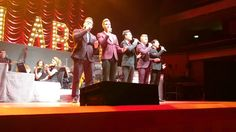 Collabro - Circle of life - Bridgewater Hall Manchester live 2016