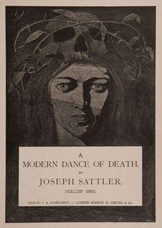 A Modern Dance of Death by Joseph Sattler via 50 Watts