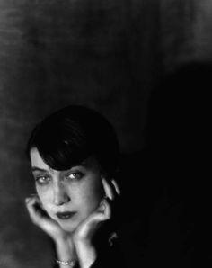 Portrait of Berenice Abbott, 1925 taken by Man Ray