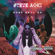 Steve Aoki & Walk Off The Earth – Home We'll Go (Take My Hand) (Remixes EP) 320 Kbps