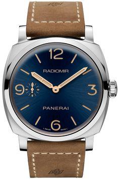 Radiomir 1940 3 Days Acciaio - 47mm PAM00690 - Collection Radiomir 1940 - Officine Panerai Watches