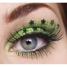 St. Patricks Day Makeup Ideas