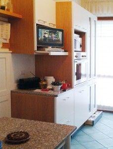cucine su misura a Milano, perchè
