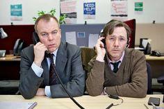 "Steve Pemberton & Reece Shearsmith in ""Cold Comfort"""