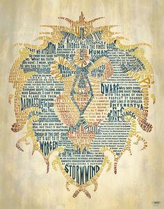 World of Warcraft Alliance Art Print   Framed by SkahfeeStudios, $40.00