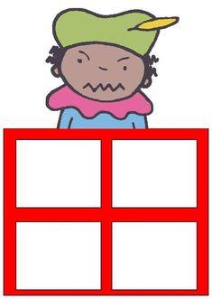 SEO: Thema Sinterklaas/Piet/Emoties sorteren
