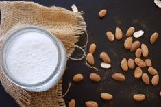 How to Milk an Almond