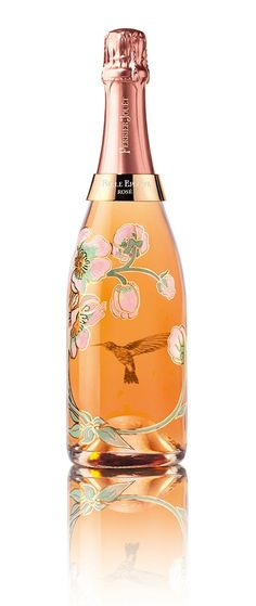 Perrier-Jouet ~ love the bottle to