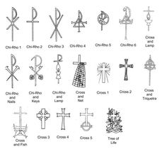 Designs for liturgical patterns...going to make a pattern for making our own stoles...